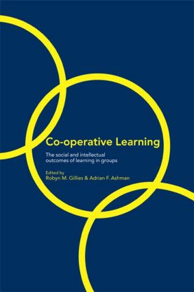 Cooperative Learning: The Social and Intellectual Outcomes of Learning in Groups, 1st Edition (Paperback) book cover