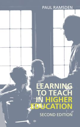 Learning to Teach in Higher Education: 2nd Edition (Hardback) book cover