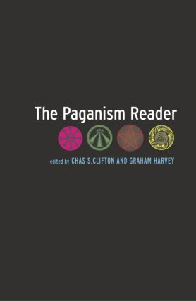 The Paganism Reader (Paperback) book cover