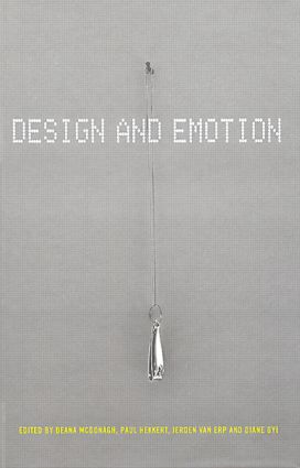 Design and Emotion: 1st Edition (Paperback) book cover