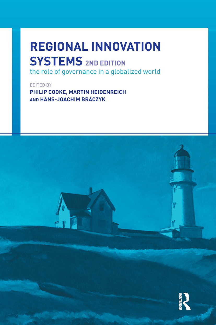 Regional Innovation Systems: The Role of Governances in a Globalized World, 2nd Edition (Paperback) book cover