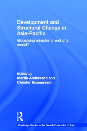 Development and Structural Change in Asia-Pacific