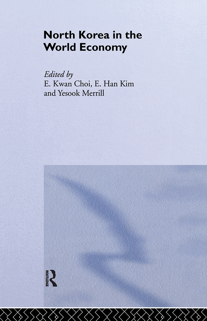 North Korea in the World Economy: 1st Edition (Hardback) book cover