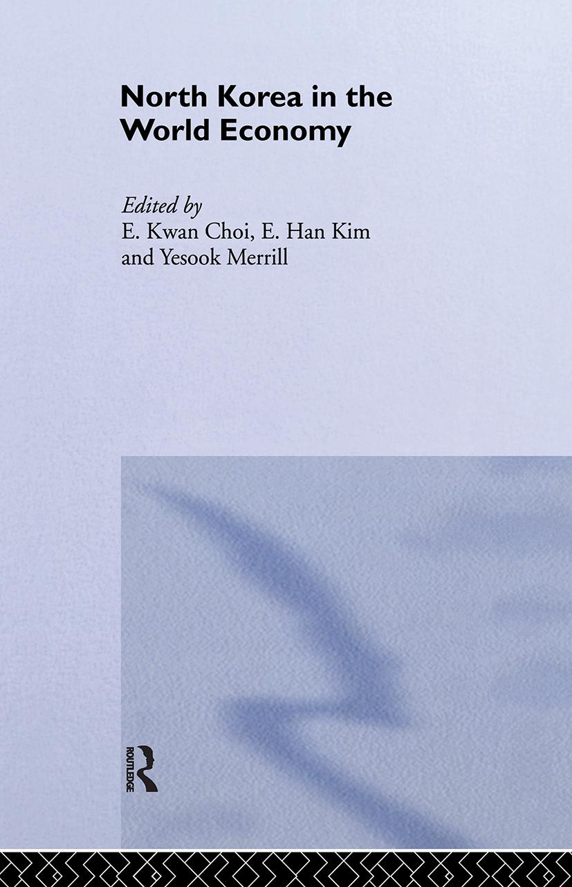 North Korea in the World Economy: 1st Edition (Hardback) book cover
