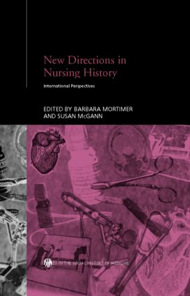 New Directions in Nursing History: International Perspectives book cover