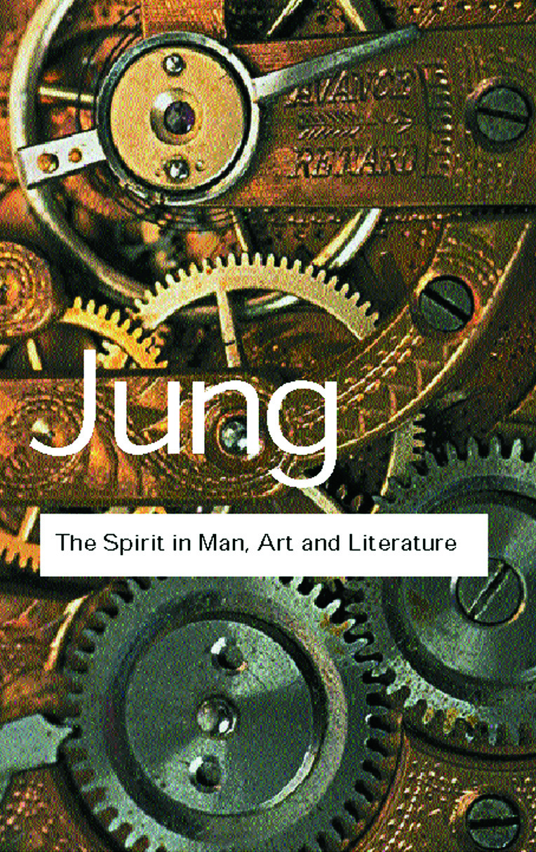 The Spirit in Man, Art and Literature (Paperback) book cover