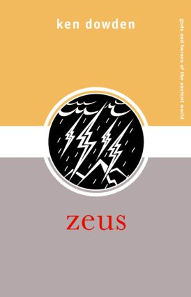 Zeus: 1st Edition (Paperback) book cover
