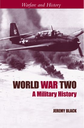 World War Two: A Military History, 1st Edition (e-Book) book cover