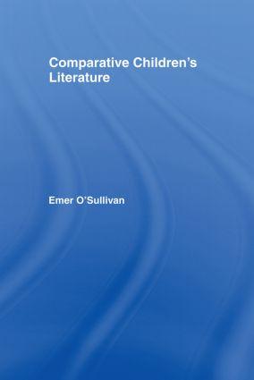 Comparative Children's Literature: 1st Edition (Hardback) book cover
