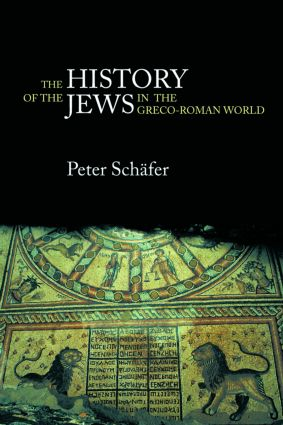 The History of the Jews in the Greco-Roman World: The Jews of Palestine from Alexander the Great to the Arab Conquest, 2nd Edition (Paperback) book cover