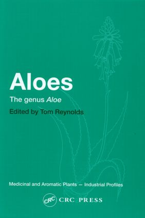 Aloes: The genus Aloe book cover