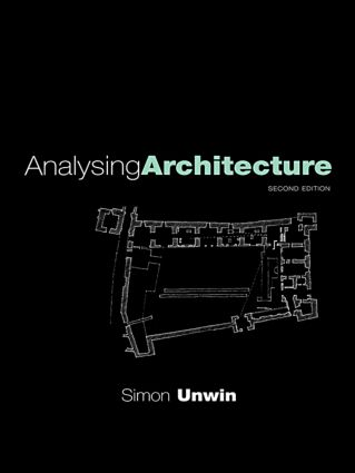 Analysing Architecture book cover