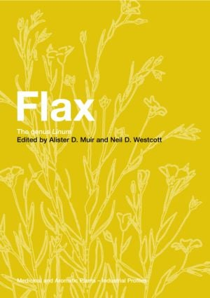 Flax: The genus Linum, 1st Edition (Paperback) book cover
