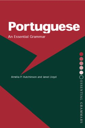 Portuguese: An Essential Grammar: 2nd Edition (Paperback) book cover