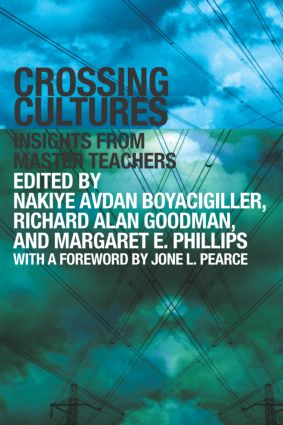 Crossing Cultures: Insights from Master Teachers (Paperback) book cover