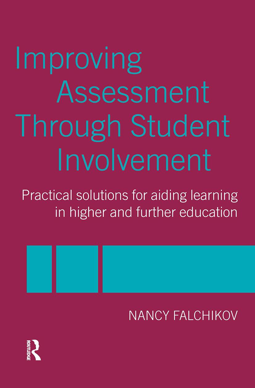 Improving Assessment through Student Involvement