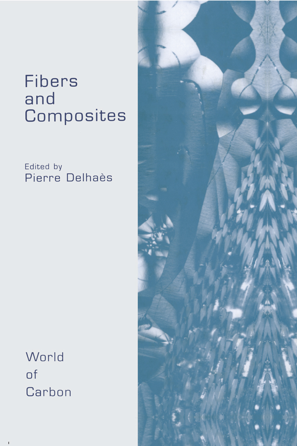 Fibers and Composites: 1st Edition (Hardback) book cover
