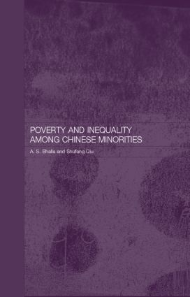 Poverty and Inequality among Chinese Minorities (Paperback) book cover
