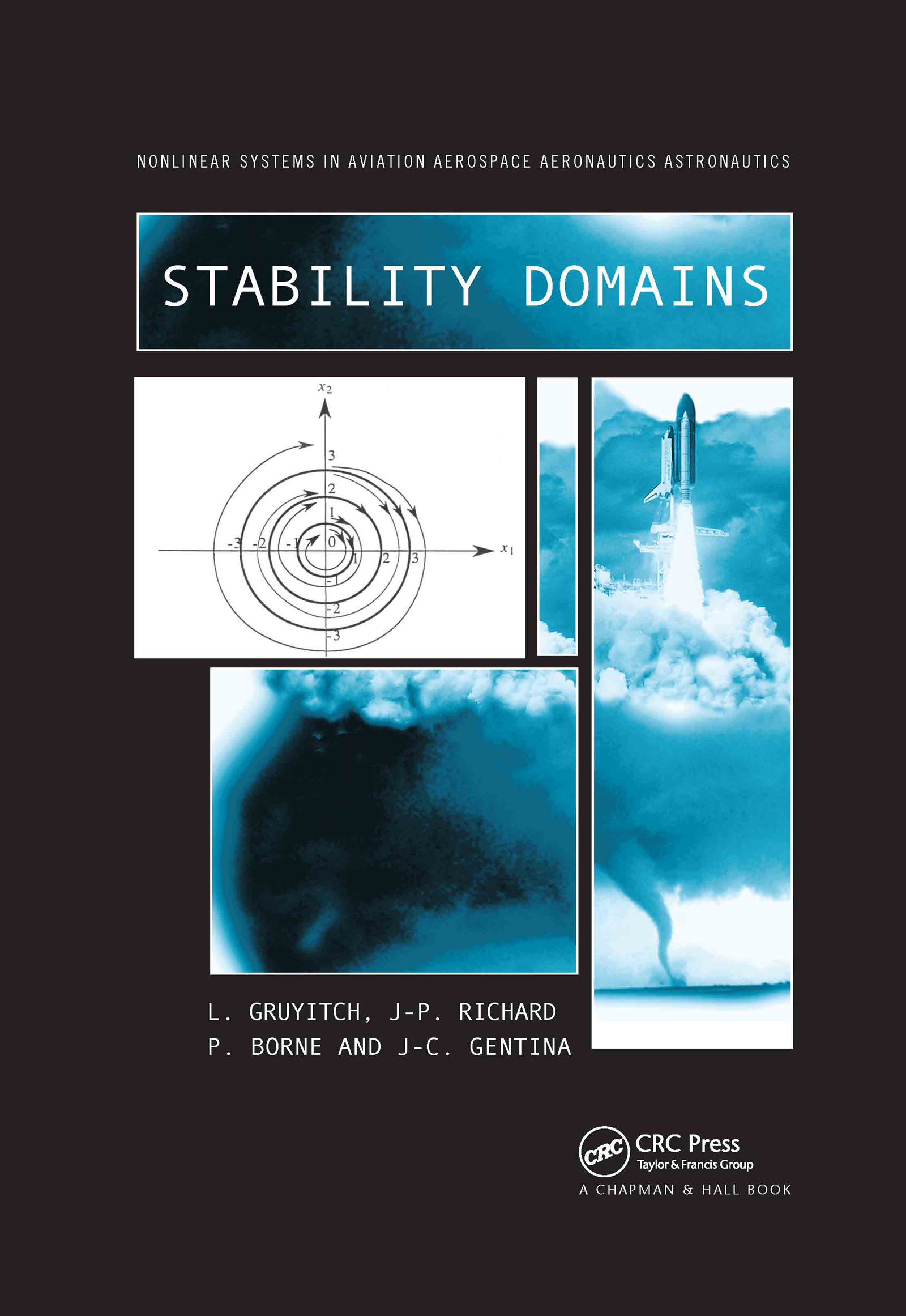 Stability Domains: 1st Edition (Hardback) book cover