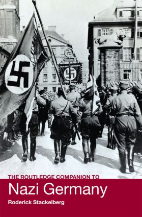 The Routledge Companion to Nazi Germany book cover
