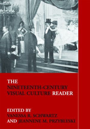 The Nineteenth-Century Visual Culture Reader (Paperback) book cover