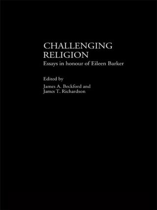 Challenging Religion (Hardback) book cover