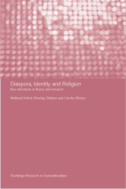 Diaspora, Identity and Religion: New Directions in Theory and Research (Hardback) book cover