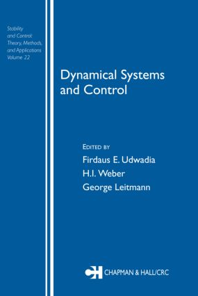 Dynamical Systems and Control: 1st Edition (Hardback) book cover