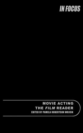 Movie Acting, The Film Reader book cover