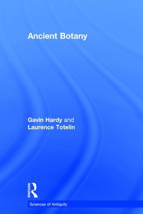 Ancient Botany: 1st Edition (Hardback) book cover