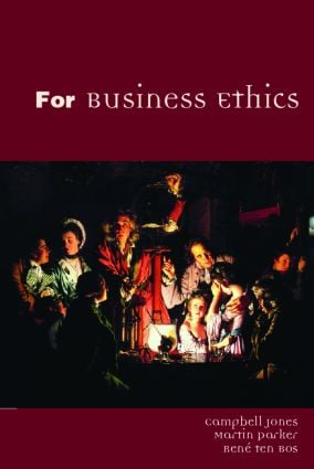 For Business Ethics (Paperback) book cover