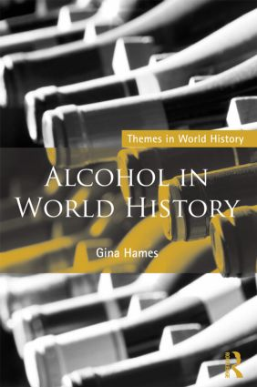 Alcohol in World History (Paperback) book cover