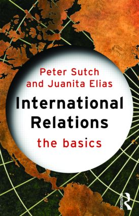 International Relations: The Basics (Paperback) book cover