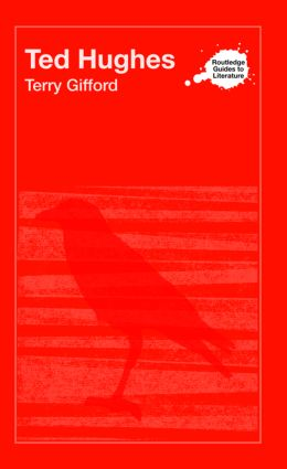 Ted Hughes book cover
