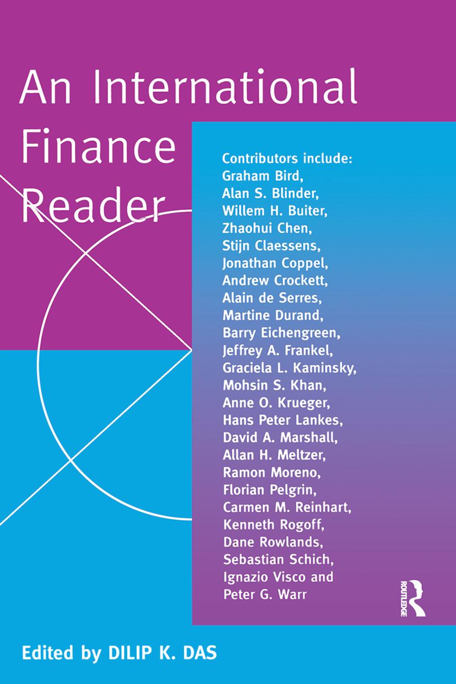 An International Finance Reader: 1st Edition (Paperback) book cover