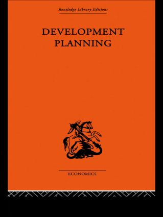 Development Planning: 1st Edition (Hardback) book cover