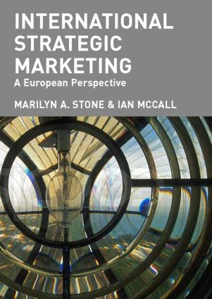 International Strategic Marketing: A European Perspective (Paperback) book cover