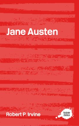 Jane Austen (Paperback) book cover