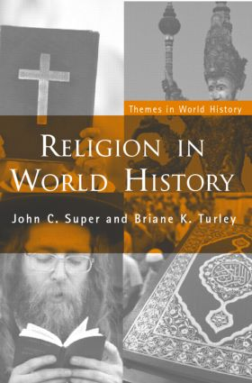 Religion in World History: The Persistence of Imperial Communion book cover