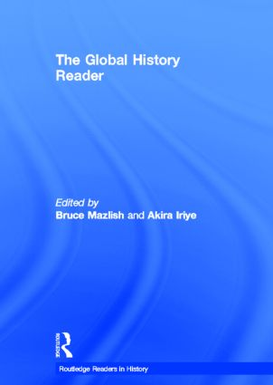 The Global History Reader: 1st Edition (Hardback) book cover