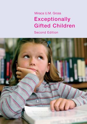 Exceptionally Gifted Children: 2nd Edition (Paperback) book cover