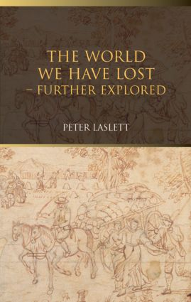 The World We Have Lost: Further Explored, 4th Edition (e-Book) book cover