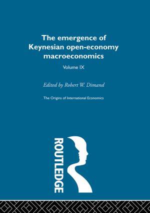Origins Intl Economics Vol 9: 1st Edition (Hardback) book cover