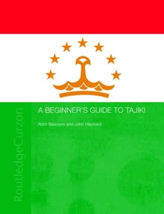 A Beginners' Guide to Tajiki: 1st Edition (e-Book) book cover
