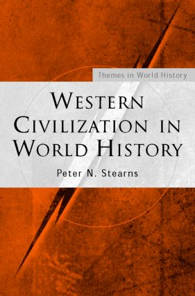 Western Civilization in World History (Paperback) book cover
