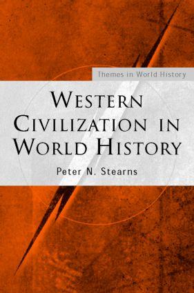 Western Civilization in World History: 1st Edition (e-Book) book cover