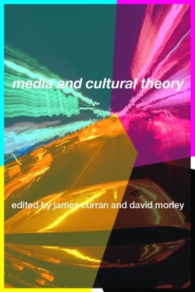 Media and Cultural Theory (Paperback) book cover