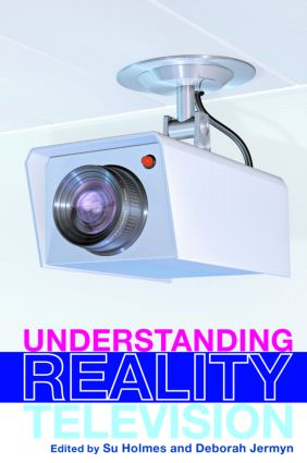 UNDERSTANDING REALITY TELEVISION (Paperback) book cover