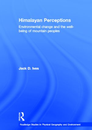 Himalayan Perceptions: Environmental Change and the Well-Being of Mountain Peoples book cover