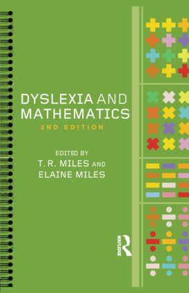 Dyslexia and Mathematics: 2nd Edition (Paperback) book cover